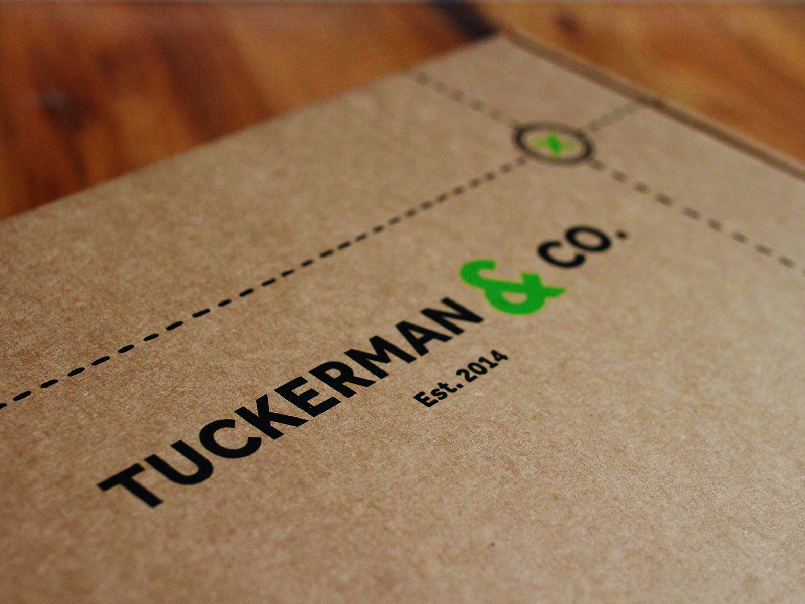 Tuckerman Branding Design