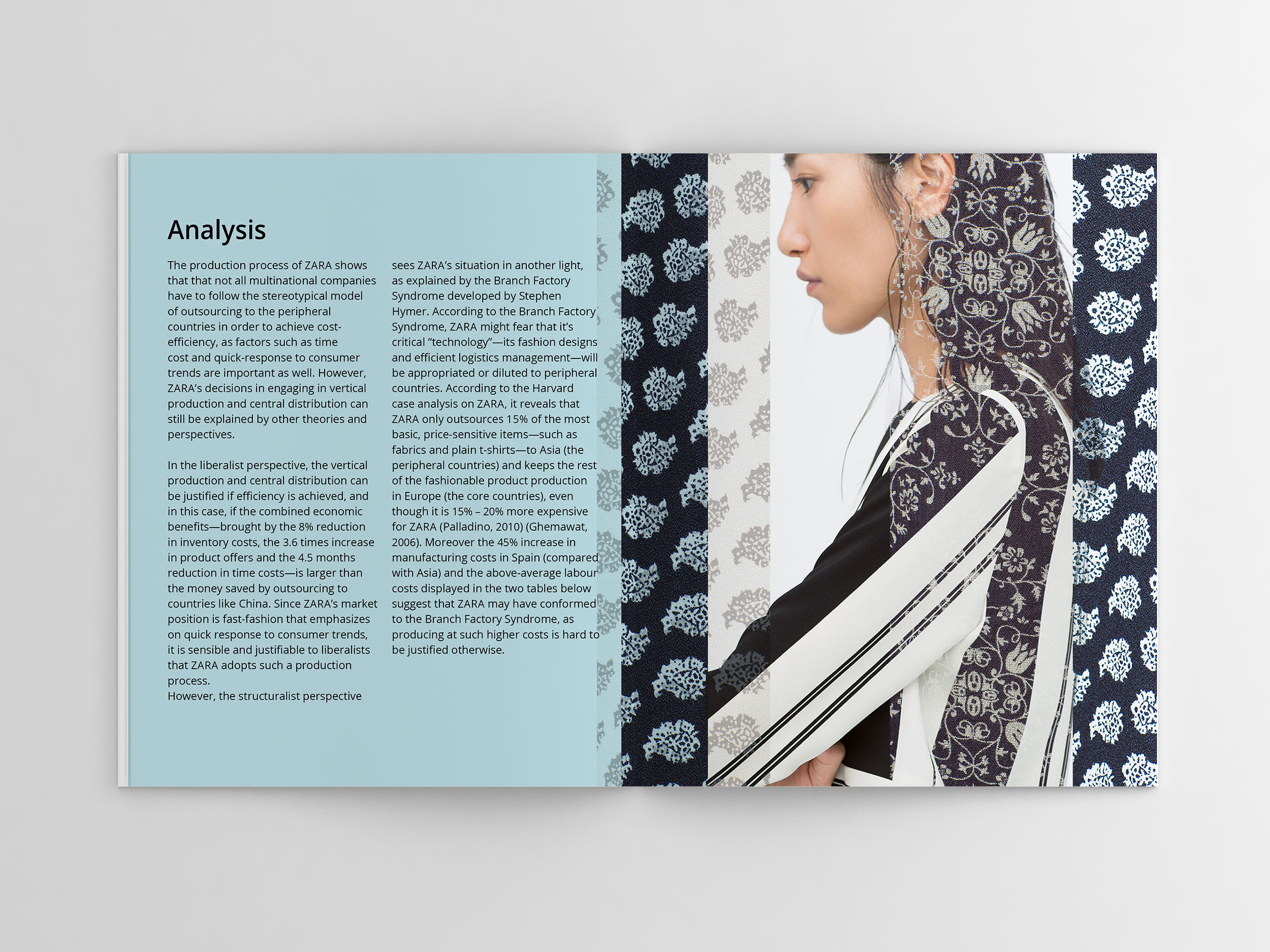 Zara Book Design